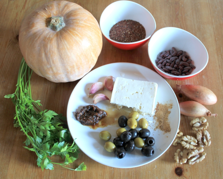 baked-pumpkin-ingredients