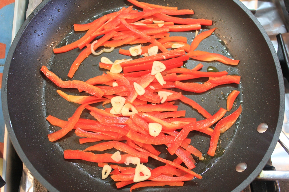 peppers-fried